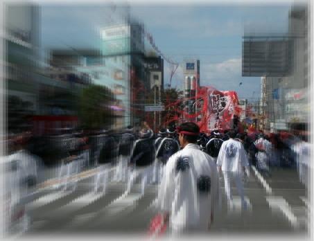 岸和田祭り 062パレード