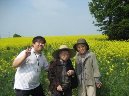2012.6 菜の花見学 011