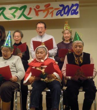 H24.12.25 クリスマス会 074
