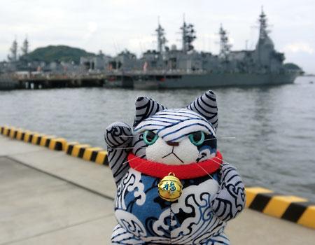 BGMは軍艦マーチで。