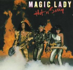 Magic Lady front