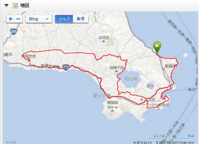 指宿100kmコース