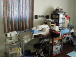 禁断の作業部屋