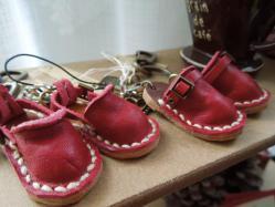 小さい靴とか