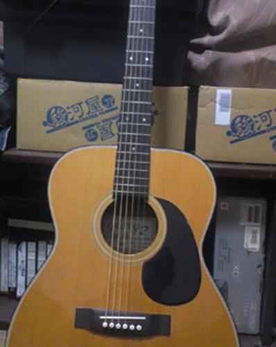 誰かのギター