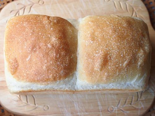 トーストブレッドとアスパラベーコン1