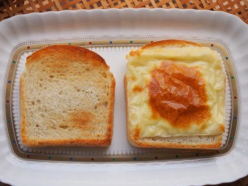 トーストブレッドとアスパラベーコン8