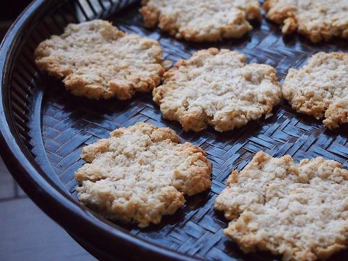 オートミール&元種クッキー2