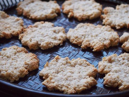 オートミール&元種クッキー3