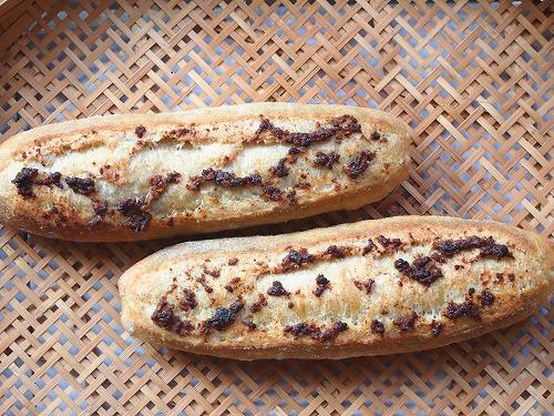 日本酒に合うパン2
