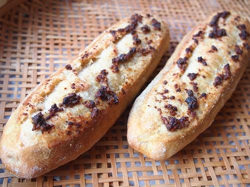 日本酒に合うパン1