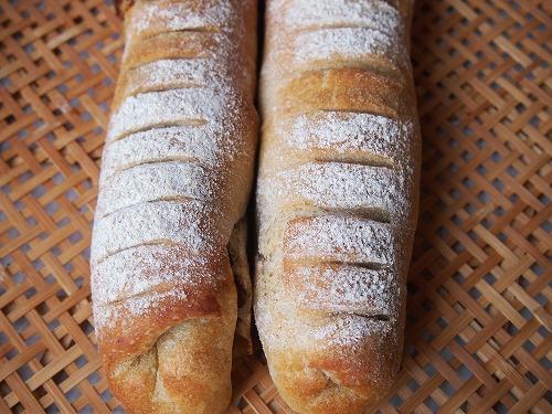 日本酒に合うパン3