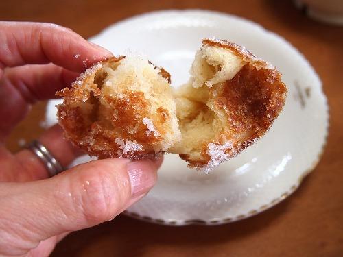 ヨーグルト酵母ドーナッツ6