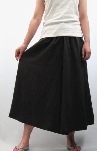 スカートに見えるパンツ