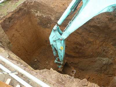 穴はこんなに深いのです