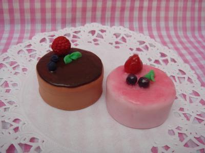 せっけんケーキ