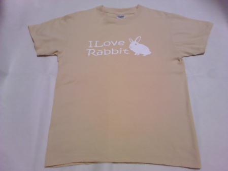 L-Love-Rabbit ナチュラル前