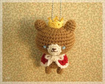 王子様クマ