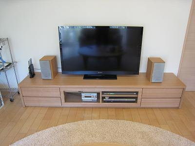 TVボードKEYUKA