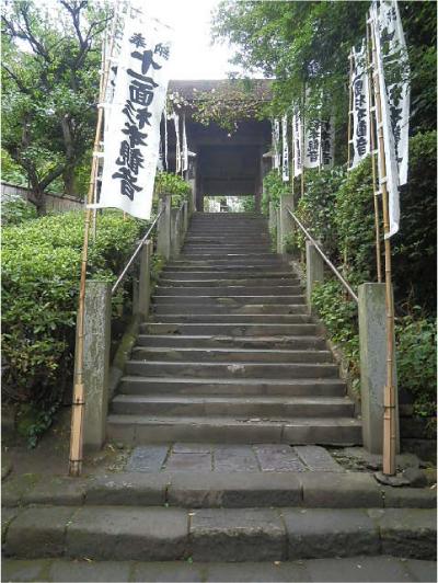 鎌倉・杉本寺