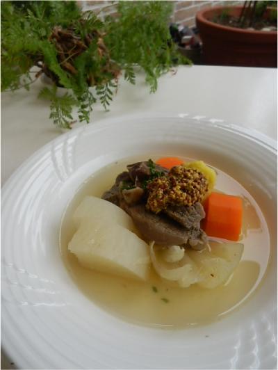 本日の肉料理ランチ_1