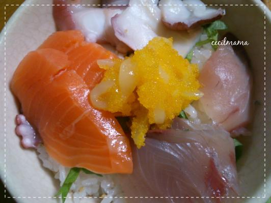 海鮮丼_1