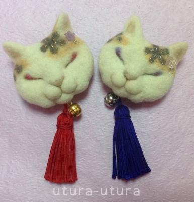 猫展-花三毛