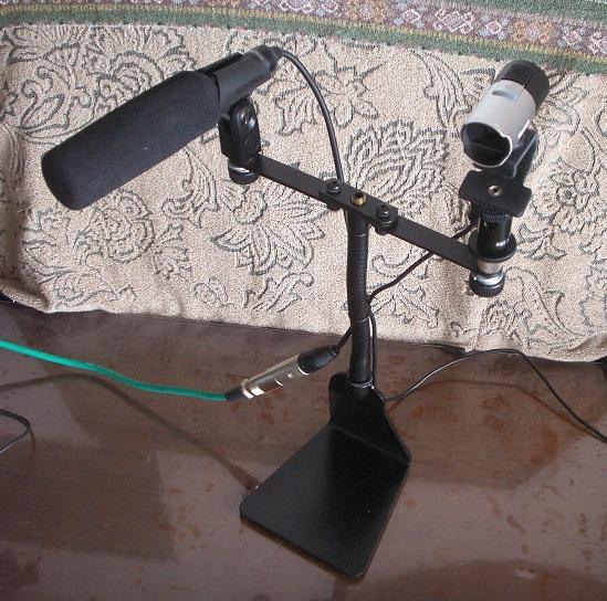K&M (ケーアンドエム)卓上スタンド webcam system