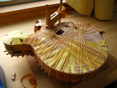 ギター作製方法
