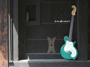 新型ギター