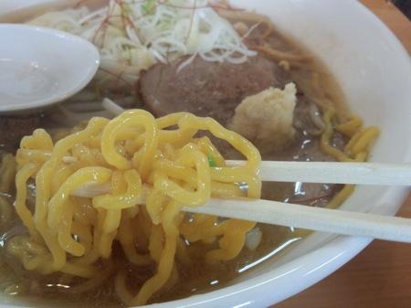苫小牧市麺屋朱雀(スザク)