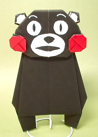 折り紙の キャラクターの折り紙の作り方 : matome.naver.jp