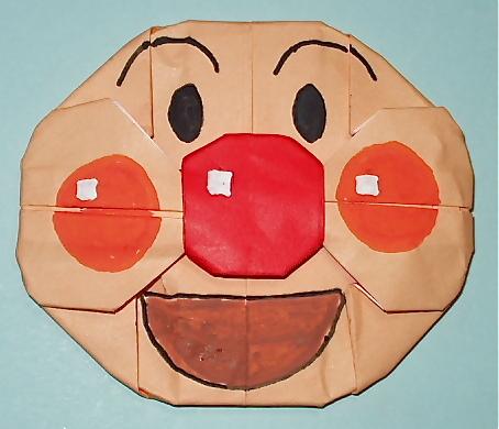 クリスマス 折り紙 アンパンマン 折り紙 折り方 : vongi.blog72.fc2.com