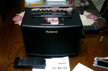 ローランド AC-33 1