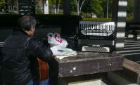 アコ練習~鏡山公園20121029