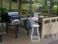 鏡山公園にて20120429-1