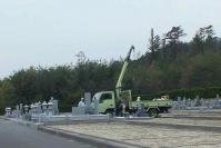墓参り20120425-1