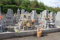 墓参り20120827-1