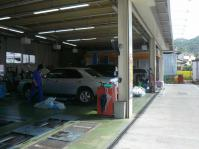 セドリックの車検20120927-2
