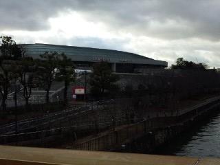 2012 12.22 大阪城ホール