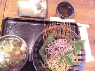 2013篠山10 お昼ご飯