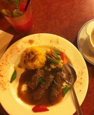 midlle east foods