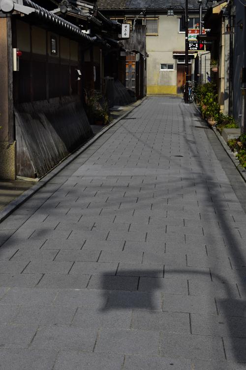 祇園 路地