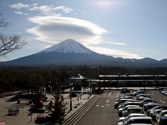 なるさわの富士