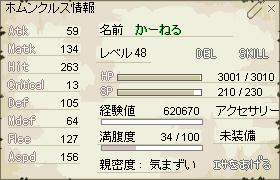 かーねるLv48