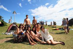 Beach Party Japan