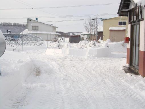 20121208_除雪後1