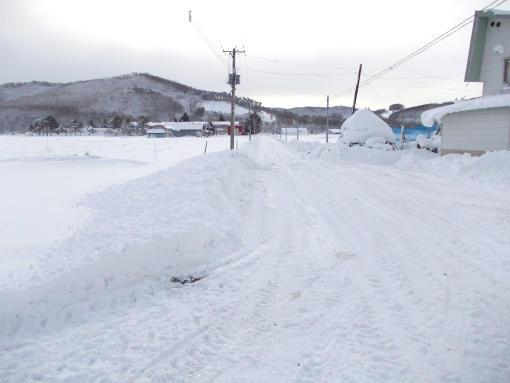 20121208_除雪後の15線