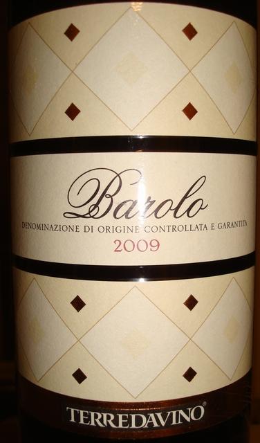 Barolo Terredavino 2009