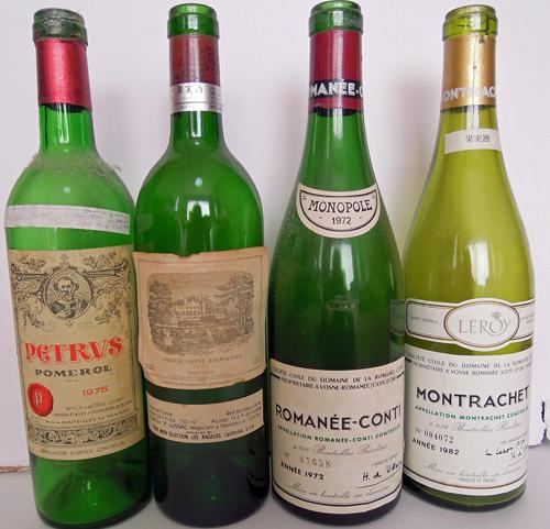 偽造ワイン